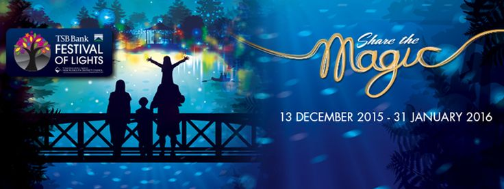 The official page: About TSB Bank Festival of Lights