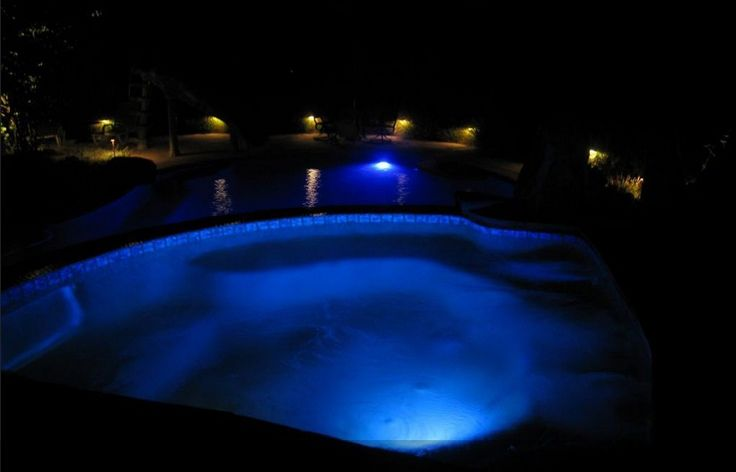 Add beautiful lights to your pool and make it charismatic even in the night time. Contact our experts and we can help you in becoming a proud owner of a pool.