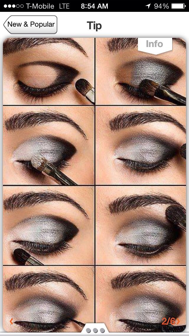 Easy Makeup Tryout