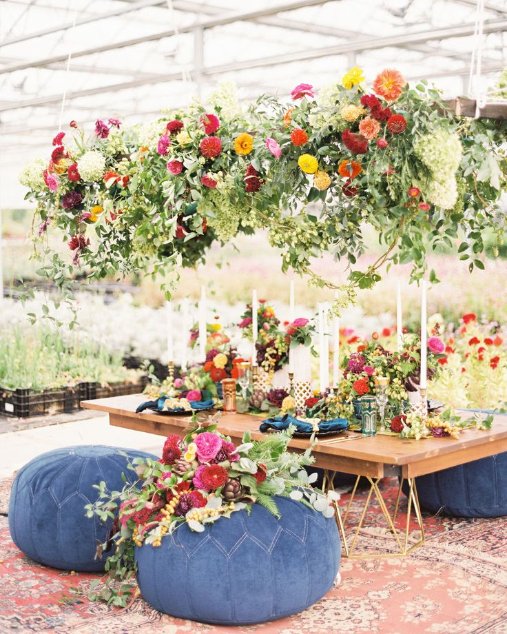 Unique Wedding Reception Ideas: 20 Unique Reception Seating Ideas That Will Surprise And