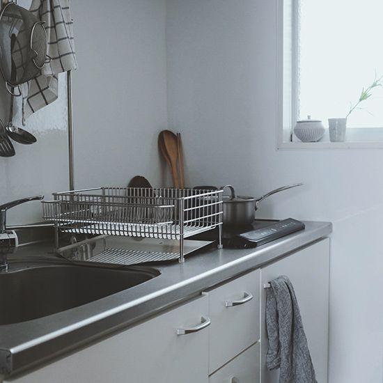 【スタッフの愛用品】台所の景色を気持ちよくしてくれた水切りカゴ。 – 北欧、暮らしの道具店