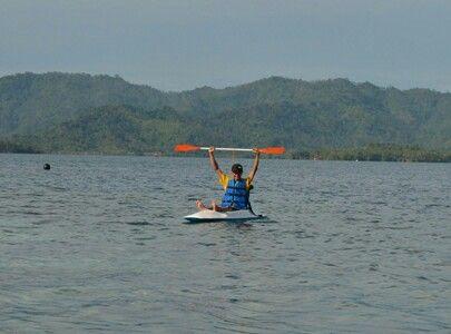 #canoeing #Tanjungputusisland #sumatera #lampung
