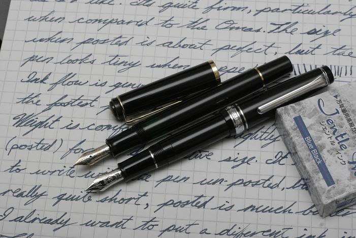 flexpen writing a letter