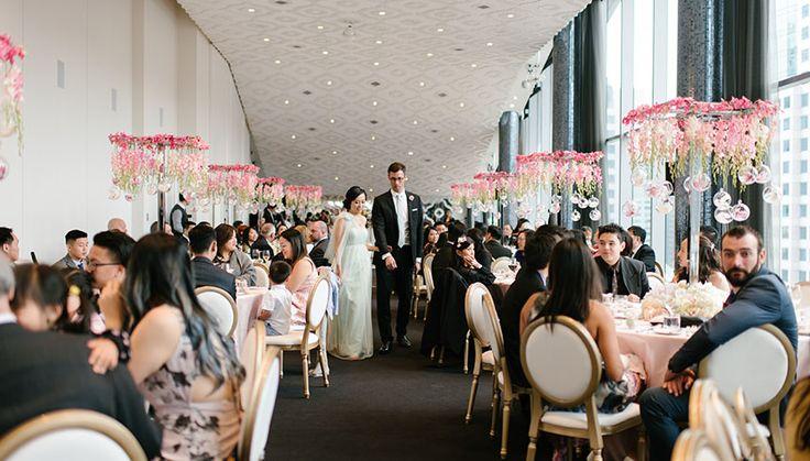 Sara & David's Malaparte Wedding