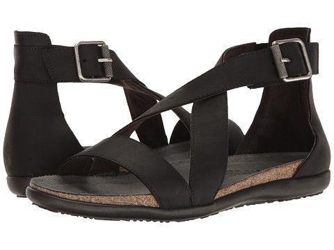 Naot Footwear Rianna Oily Coal Nubuck - Zappos.com Free Shipping BOTH Ways