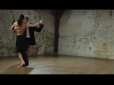 "Tango Nuevo~Claudia Miazzo & Jean Paul Padovani, ""Oblivion""Improvisation ~ Astor Piazzolla"
