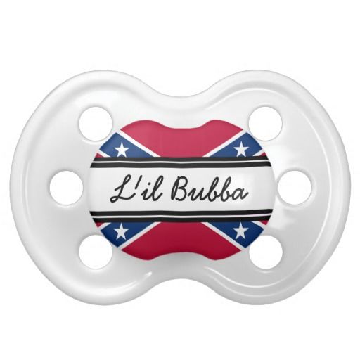 Lil Bubba Little Redneck Baby Baby Pacifier hahaha yes
