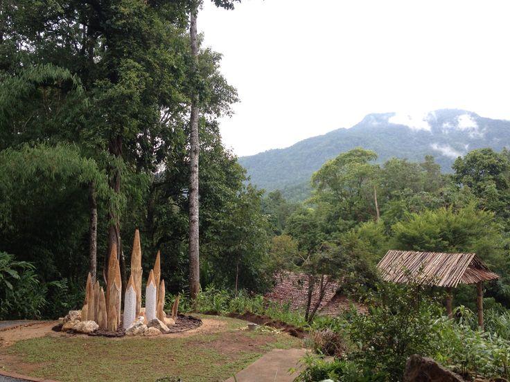 Dharma Racksa, Queen Sirikit Botanical Gardens 2015, James Eddy