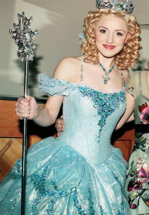Annaleigh Ashford as Glinda <3