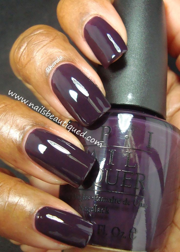 OPI Siberian Nights | Nails Beautiqued
