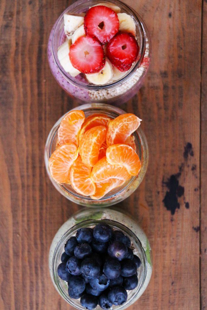 Las 25 mejores ideas sobre desayunos nutritivos para for Desayunos sin cocinar