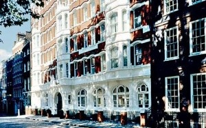 Superb Malmaison, London E1, just down the road from Fabric nightclub!