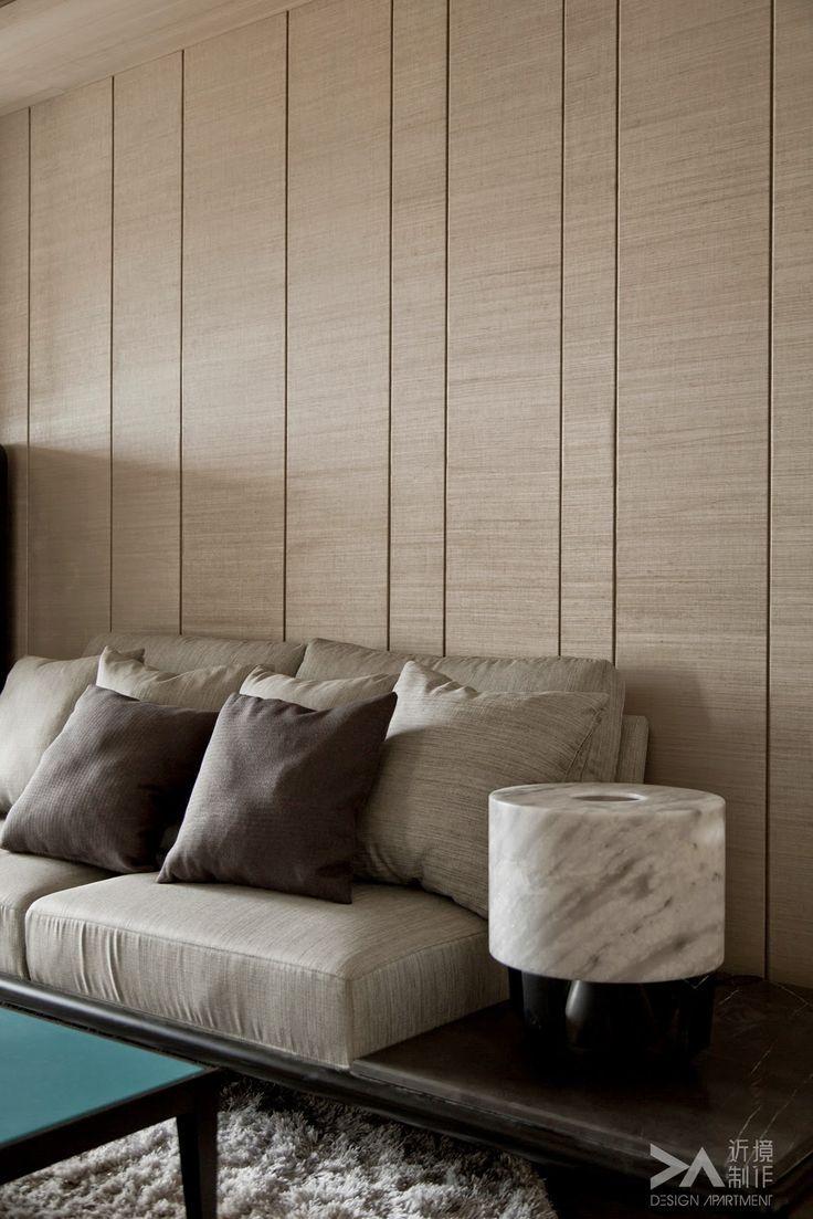 Pin oleh ngn v phuong di in detail surface di 2019 - Contemporary wall panels interior ...