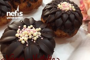 Çikolata Kaplı Muhteşem Kekler