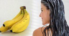 Voici une recette naturelle, faite à base de banane et d'huile d'amande, qui va…