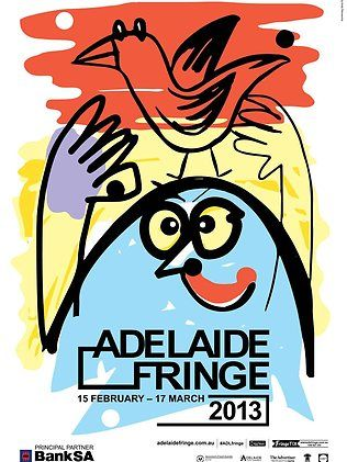 Adelaide Fringe: So far we have seen Leo and have a dance show about Aladdin, Sarah Millican (Comedian) and the Magnets (Singing group) booked to see. #Australia #Fringe #Festival