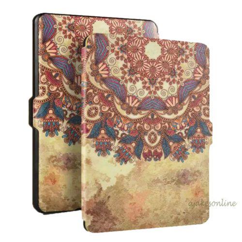 Slim-Smart-PU-Leather-Folio-Protective-Cover-Case-For-Amazon-Kindle-Paperwhite