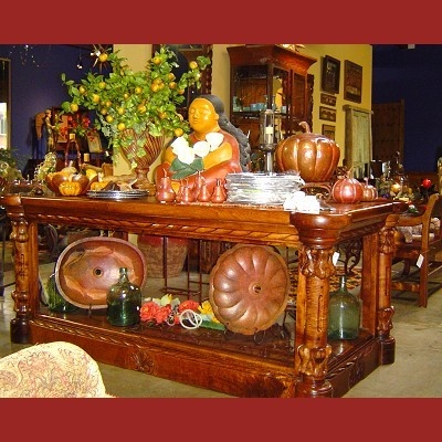 Mexican Mesquite Furniture