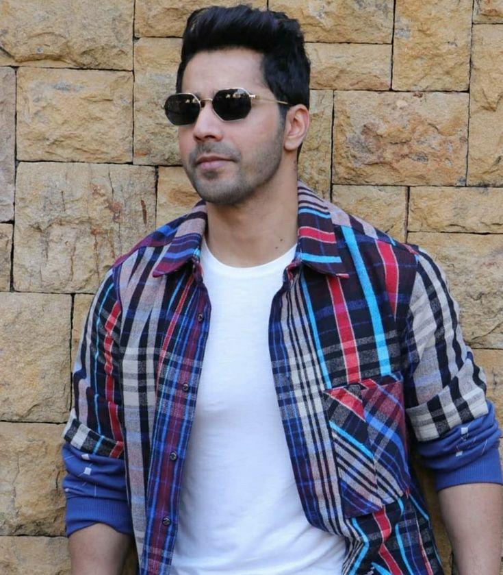 Pin by Hm🎀 on varun dhawan in 2020 Women's plaid shirt