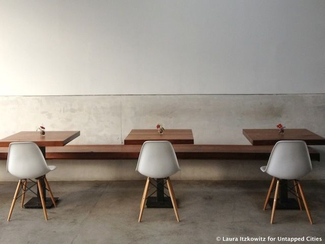 AP Cafe in Bushwick is featured in the Top 10 Coffee Shops in Brooklyn (for Design Buffs)