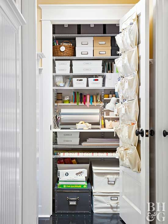 How To Get A Super Organized Family Closet Diy Ideas For Your Home