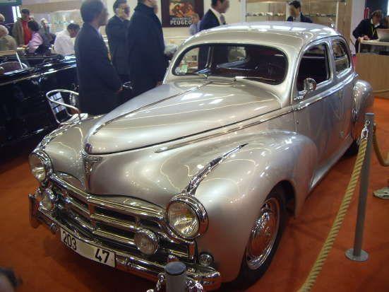 Peugeot 203 Darl'Mat