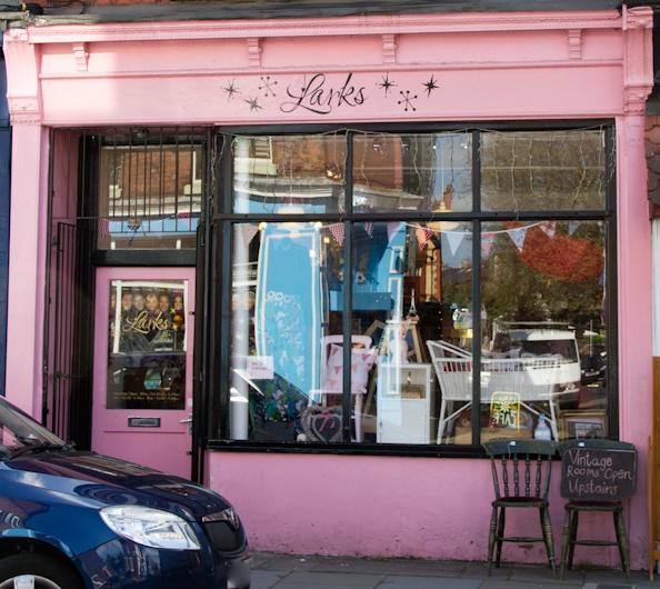 One stop birthday present shop! Larks | Lark Lane Guide