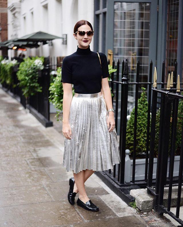25+ Best Ideas About Silver Skirt On Pinterest