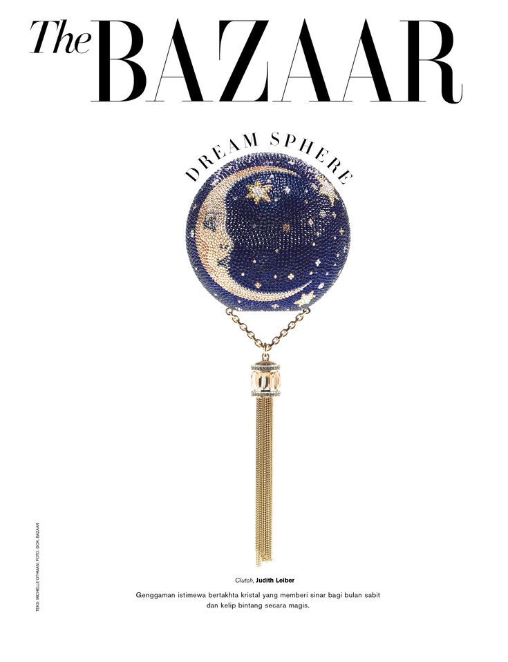 Text and styling for The Bazaar  Opening - Harper's Bazaar January 20018