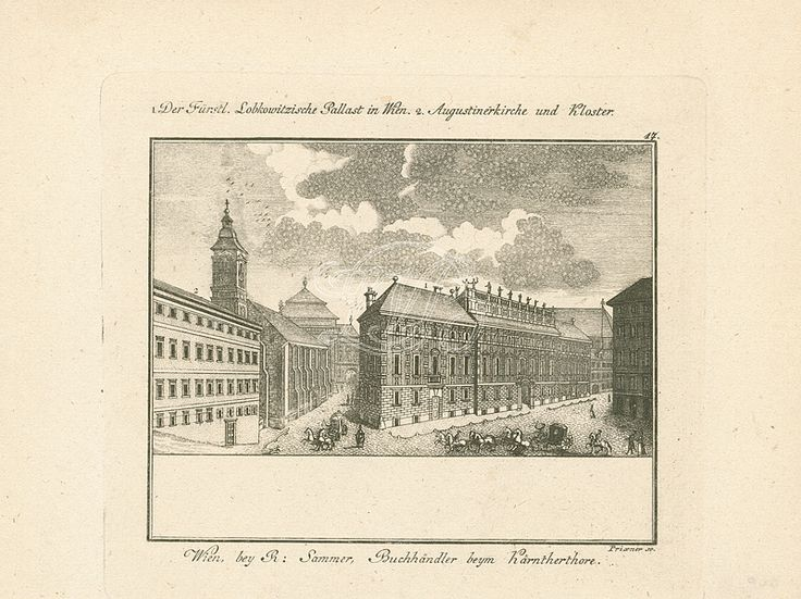 Digital archives of the Beethoven-Haus Bonn, Gottfried Prixner