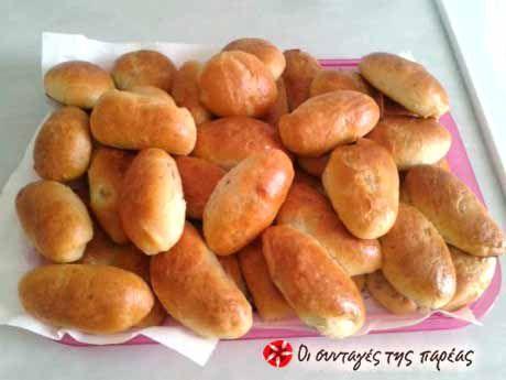 Φανταστικά πιτάκια με πράσο #sintagespareas #pitakiamepraso