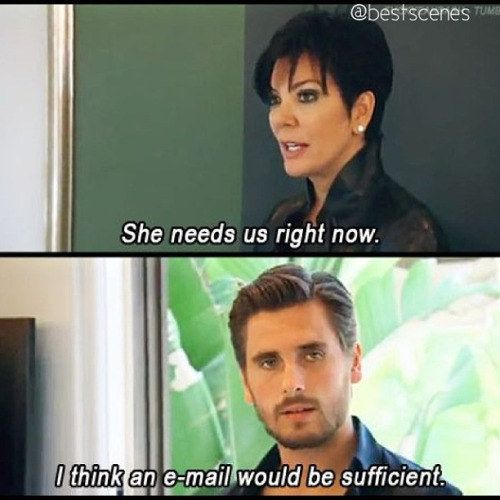 "According to <i>E! News</i>, Kourtney Kardashian and Scott Disick <a href=""http://www.buzzfeed.com/rachelzarrell/kourtney-kardashian-and-scott-disick-have-broken-up#.rd8z377J"">have split up</a> after nine years together. He might not be appearing on <i>Keeping Up With the Kardashians</i> again, so here are his best moments."