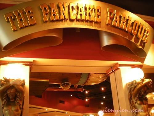 The Pancake Parlour - Melbourne