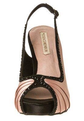 Menbur - Højhælede sandaletter / Højhælede sandaler - pink