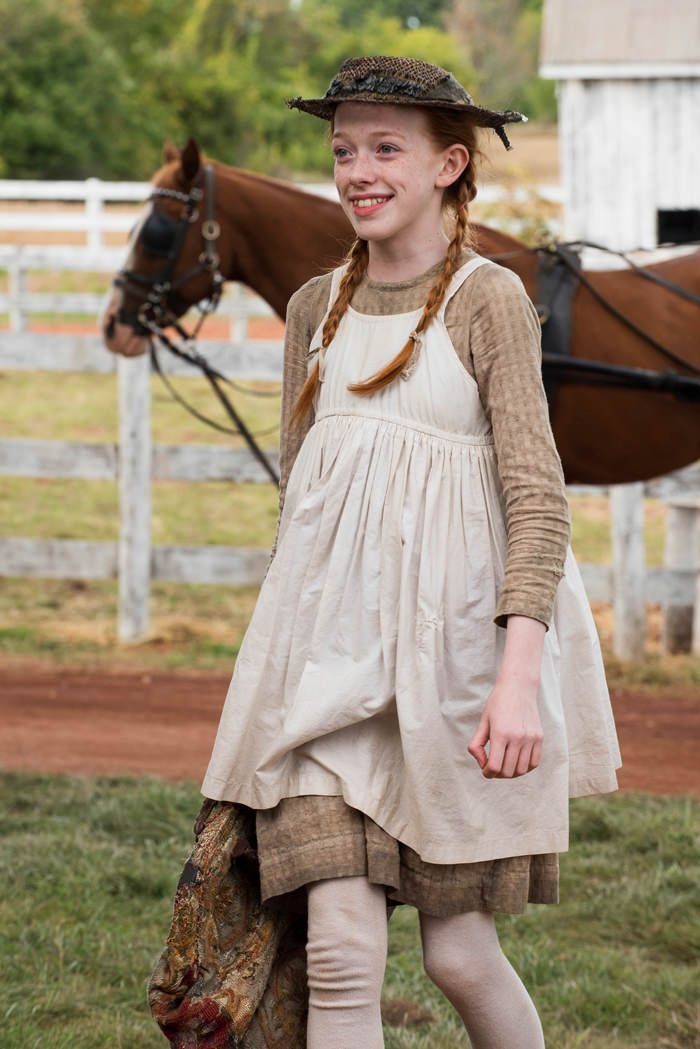 "Netflix's ""Anne"" (of Green Gables) Trailer is Released 