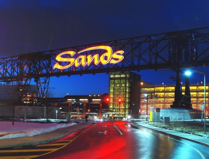 Sheldon Adelson sells Sands Bethlehem for 1.3B and Exits