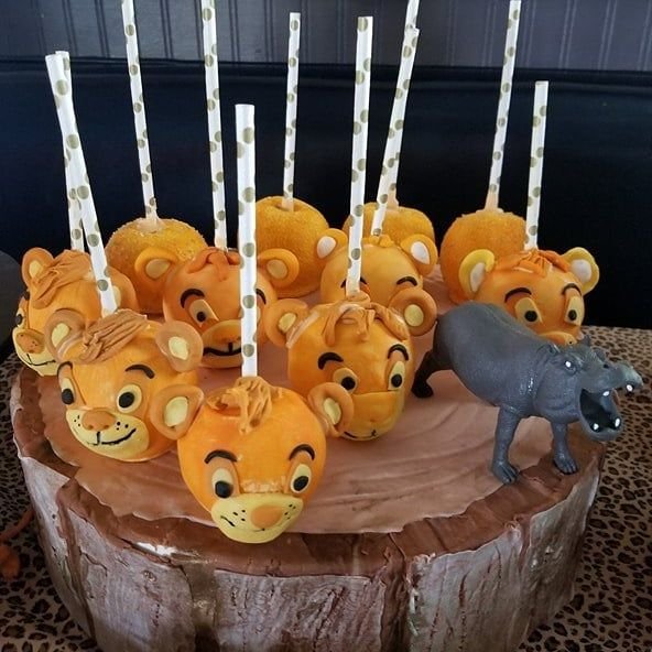 Ashton S Lion King First Birthday Hakuna Matata Firstbirthday