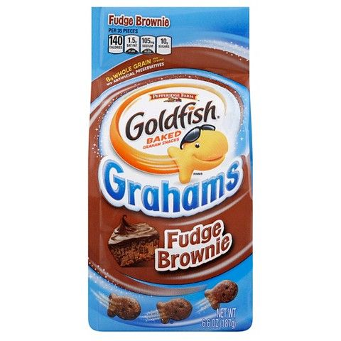 Pepperidge Farm® Goldfish Xtra Chocolatey Grahams Snacks - 6.6 oz