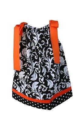 Halloween Pillowcase Dress $30