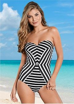 One-Piece Swimsuits & Monokini Swimwear | VENUS