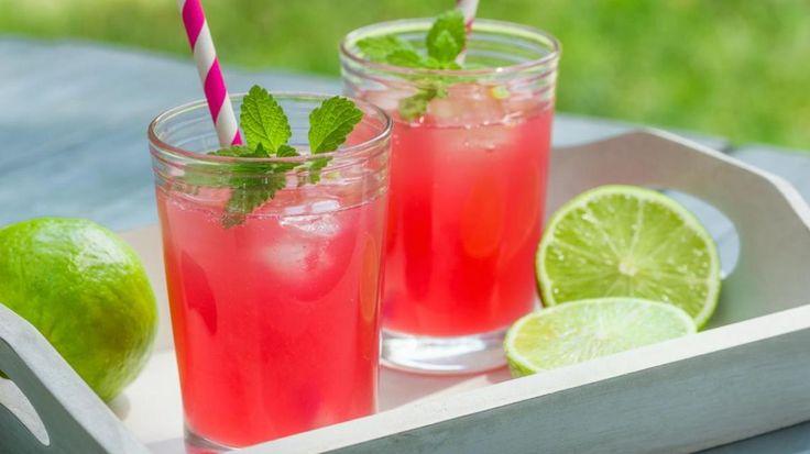 Zelf limonade maken: de basis, de tricks en de recepten | VTM Koken
