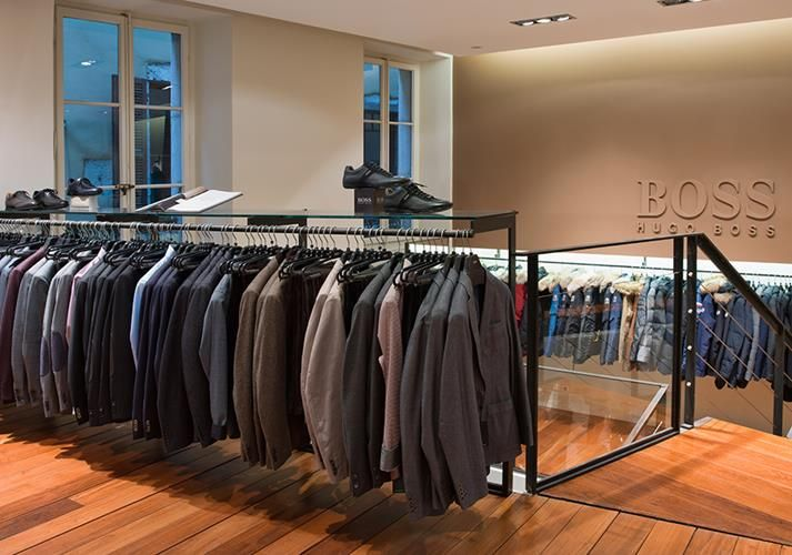 Bruce Annecy, Magasin Bruce, Hugo Boss Annecy, Nos collections