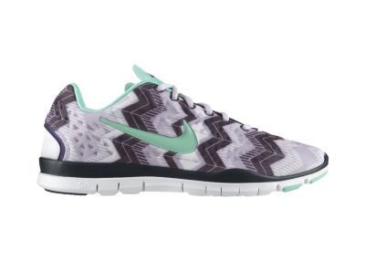 Missoni-style! Nike Free TR III Printed Running Shoe #nike #sneakers #fashercise,cheap nike free outlet,$46.99