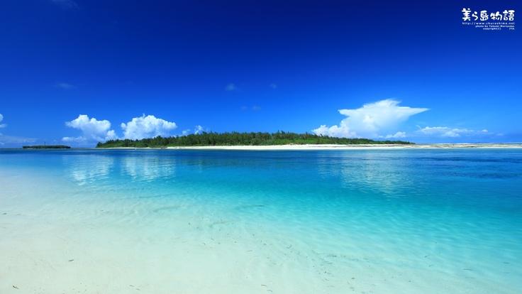 Kumejima #Okinawa #Japan 久米島東奥武島