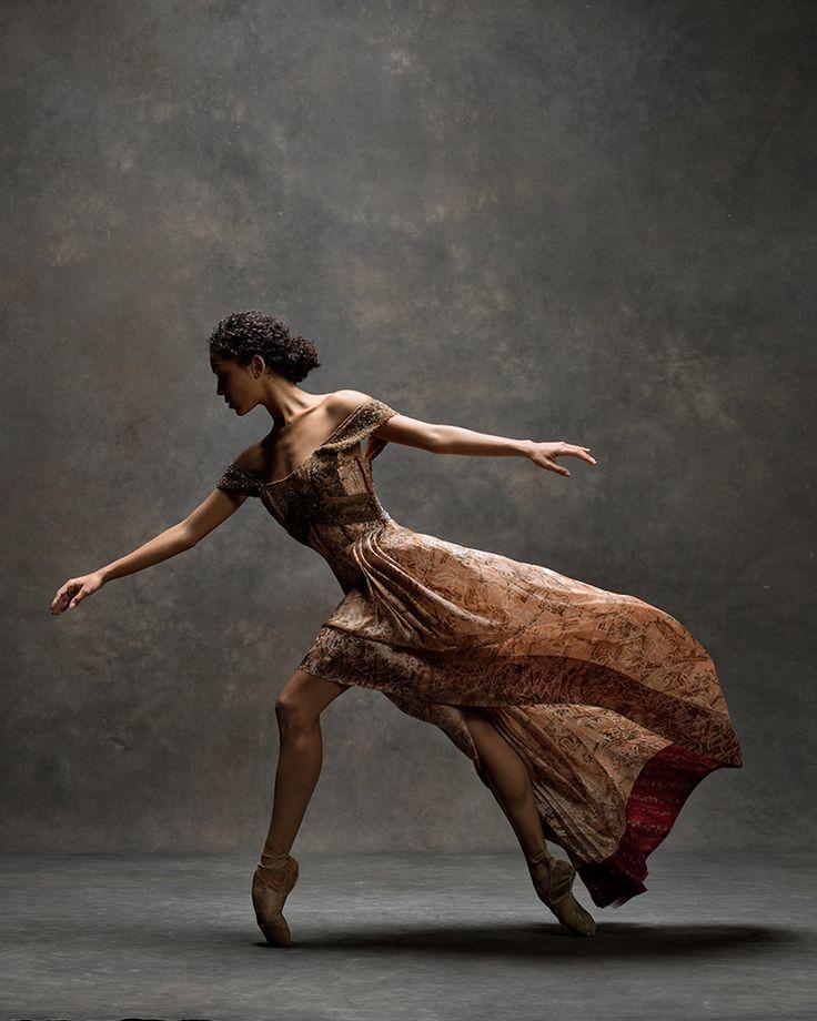Photographer Ken Browar and Deborah Ory , Dancer Nayara Lopes
