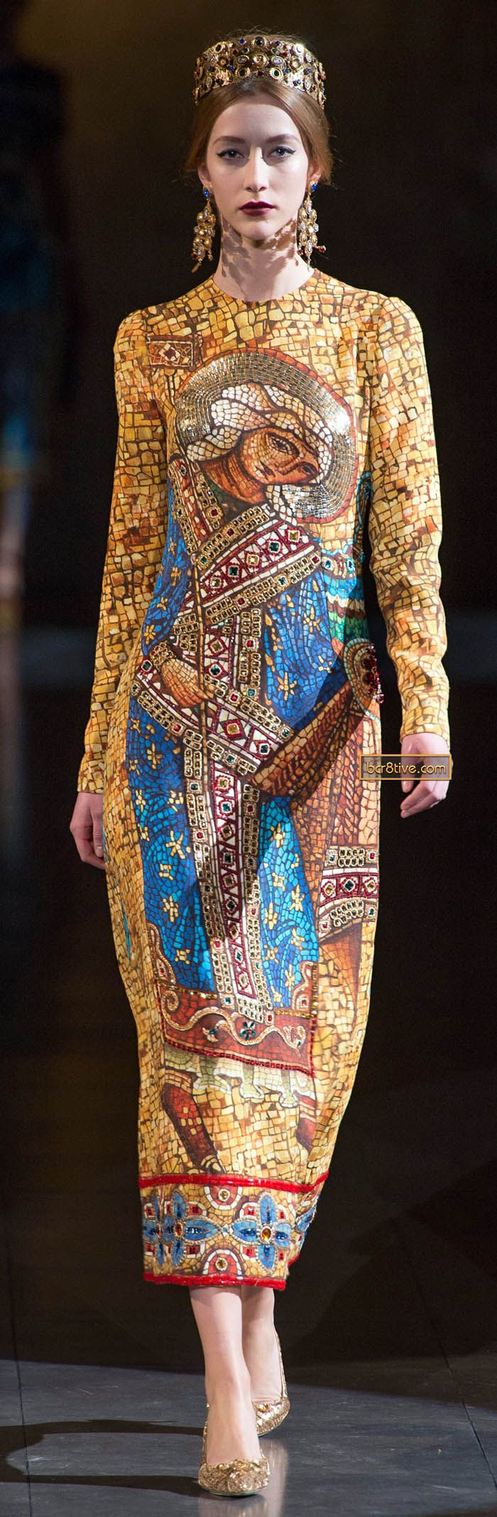 Dolce & Gabanna Fall Winter 2013-14 | The House of Beccaria #