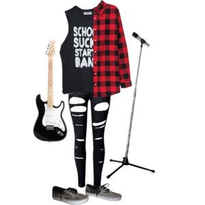 If I was in a band