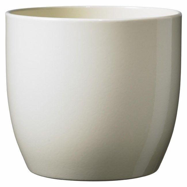 Oslonka Doniczki Sk Soendgen Keramik Basel Vanila Sr 40 Cm Flower Pots Planters Glassware