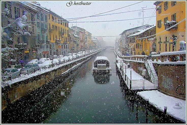 Milano (Navigli), Italy
