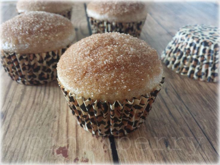 Fahéjas muffin recept